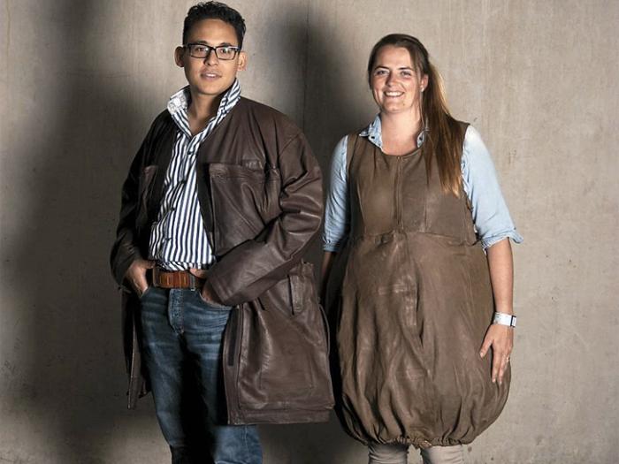JakToGo - одежда-трансформер, которая заменит чемодан.