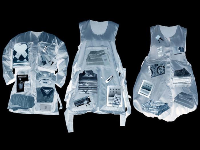 Одежда-трансформер: вид изнутри.