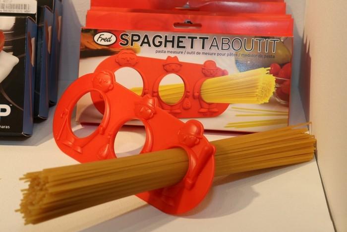 Мерка для спагетти.