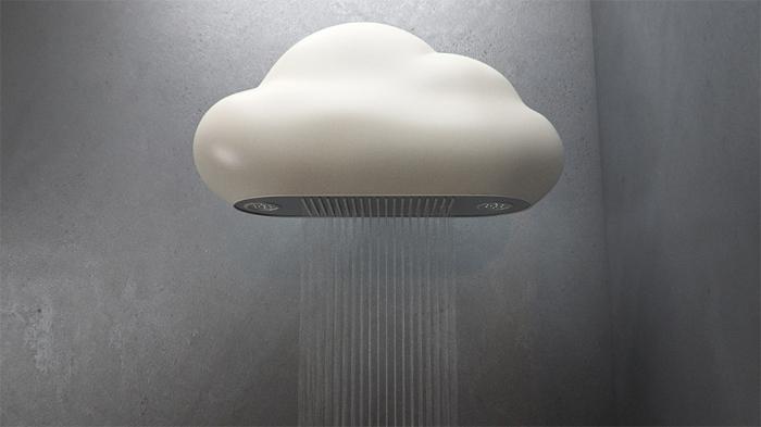 Душ-облако Nube Shower Head.