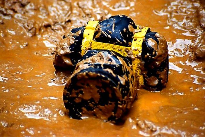 ... и грязь не страшна.