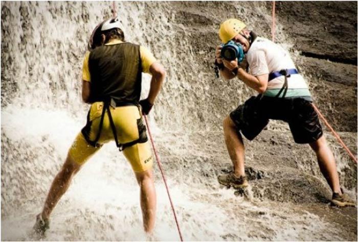 OUTEX - прекрасный выбор экстремальных фотографов.