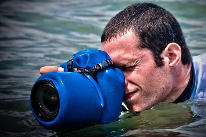 OUTEX - идеальная защита для камеры.