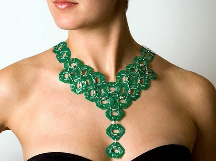 Ожерелье от Christoph Koch.