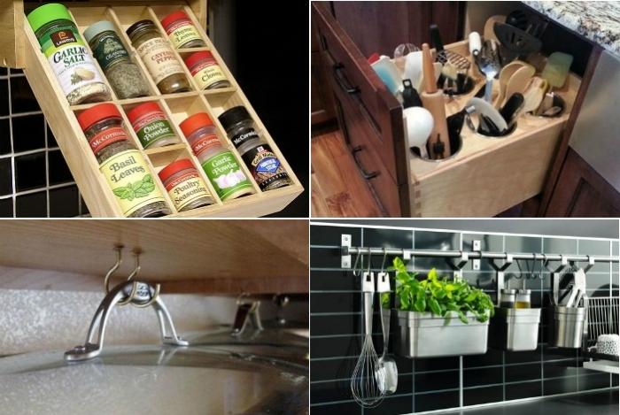 Креативные идеи, которые помогут навести порядок на кухне