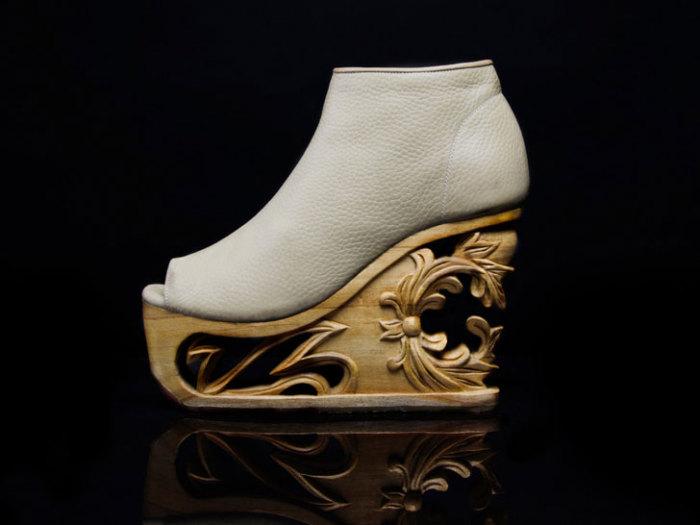 Стильная обувь от LanVy Nguyen