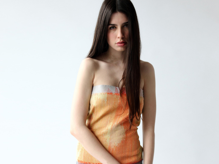 Эко-коллекция одежды от Hana Mitsui