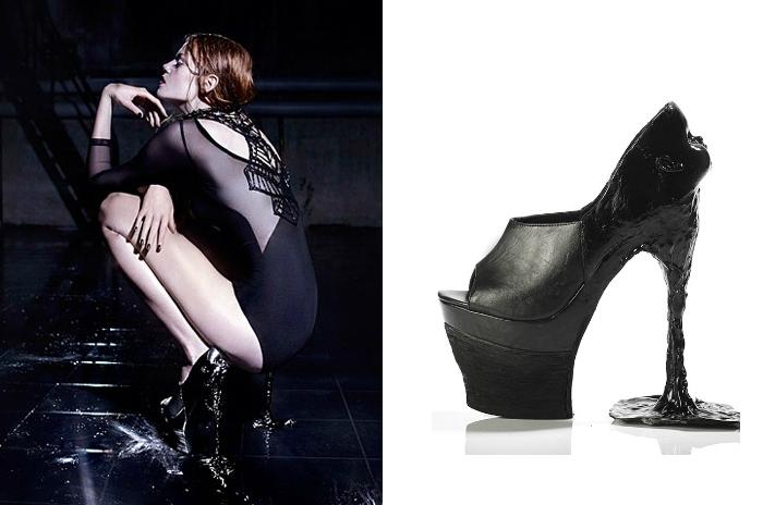 Shoise: обувь как что-то запредельное.