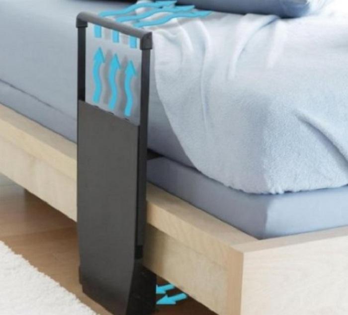 Вентилятор для охлаждения кровати.