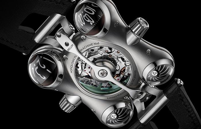 Часы, дизайн которых навеяли японские мультфильмы.