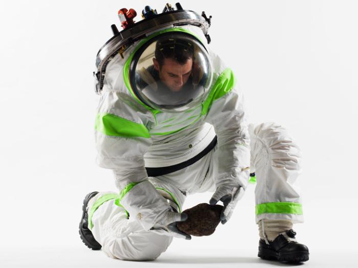 Костюм для покорителей Марса.
