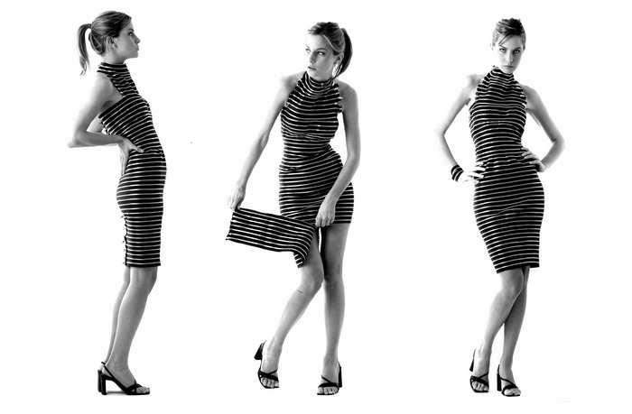 Платье-трансформер от Sebastian Errazuriz.