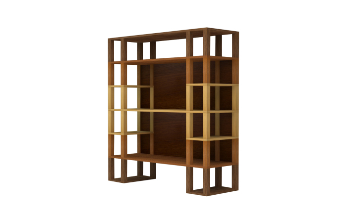 Стеллаж - мебельный конструктор Д-Тек