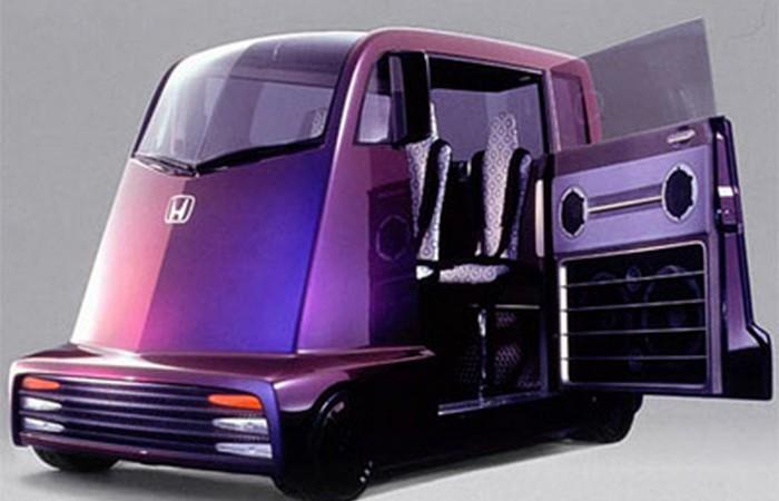 Honda Fuya-Jo.