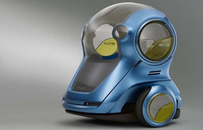 General Motors ENV и другие невероятные концепты.