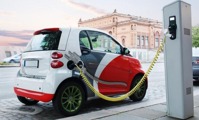 Очень скоро электрокары будут везде.