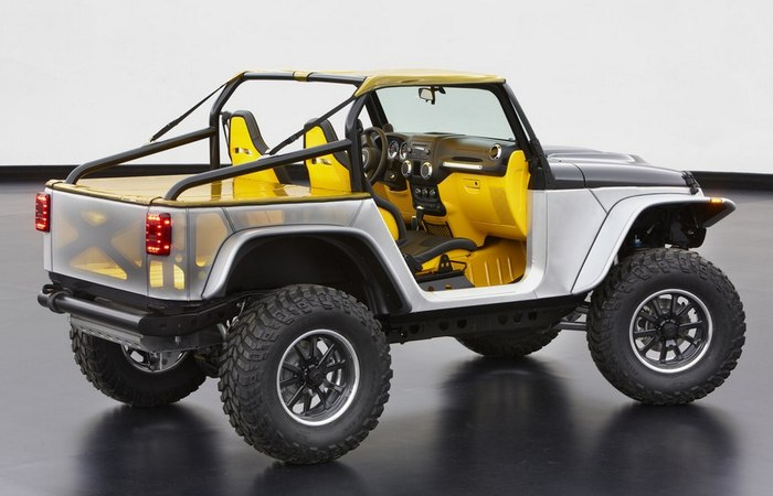 Jeep Wrangler Stitch.
