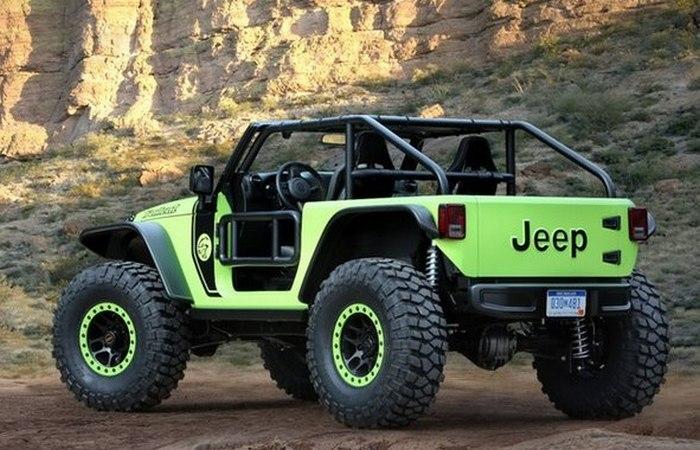 Jeep Trailcat.