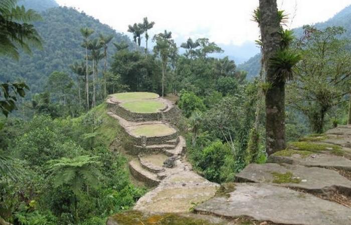 Пайтити - легендарный затерянный город инков.