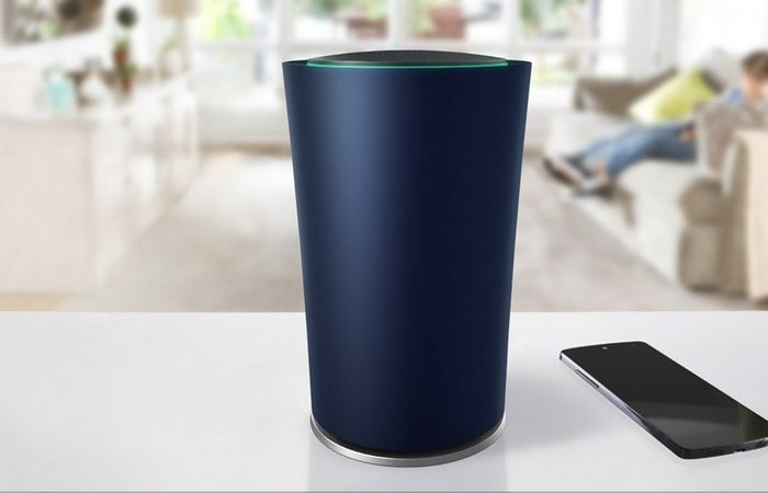 Роутер-«стакан» от Google.