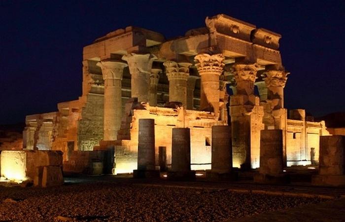 Храм в Ком Омбо и другие достопримечательности Египта.