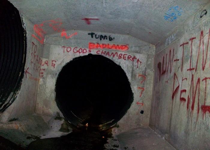 Портал: Туннель Сатаны.