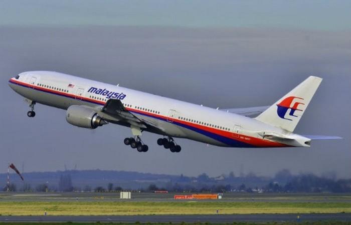 Загадка борта MH370.