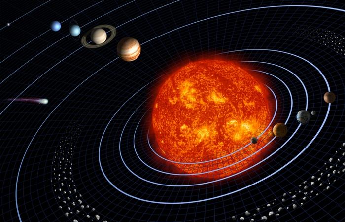 Любопытные факты о Солнце.