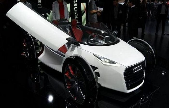 Концепт Audi Urban.