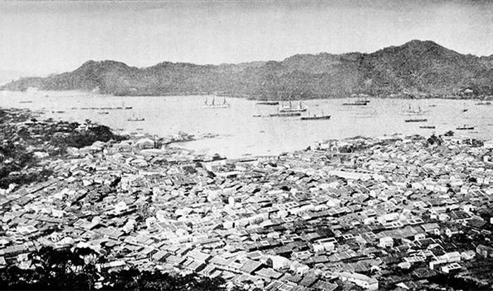 Нагасаки.