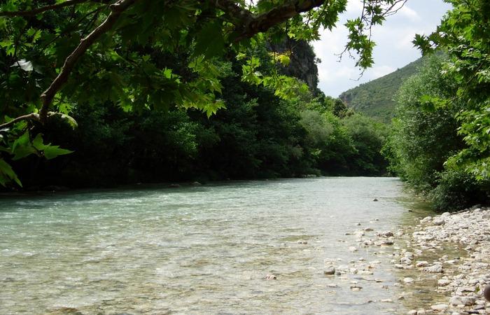 Портал: Река Ахерон.