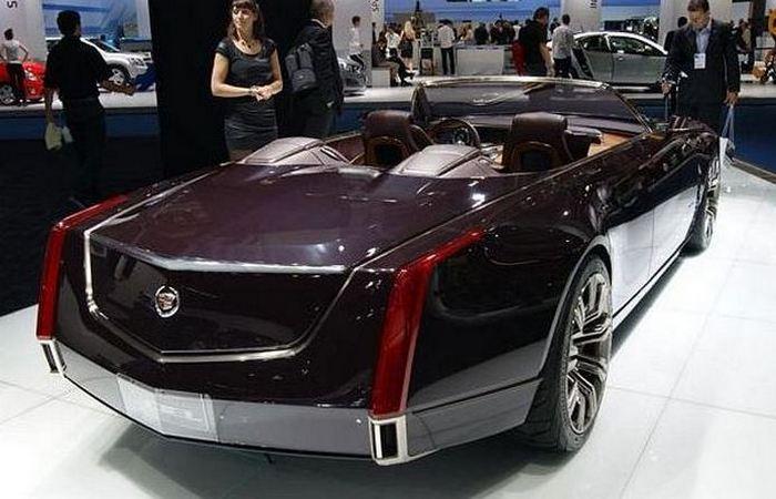 Концепт Cadillac Ciel.