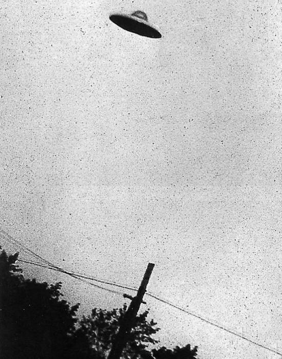 Рейнирские НЛО.