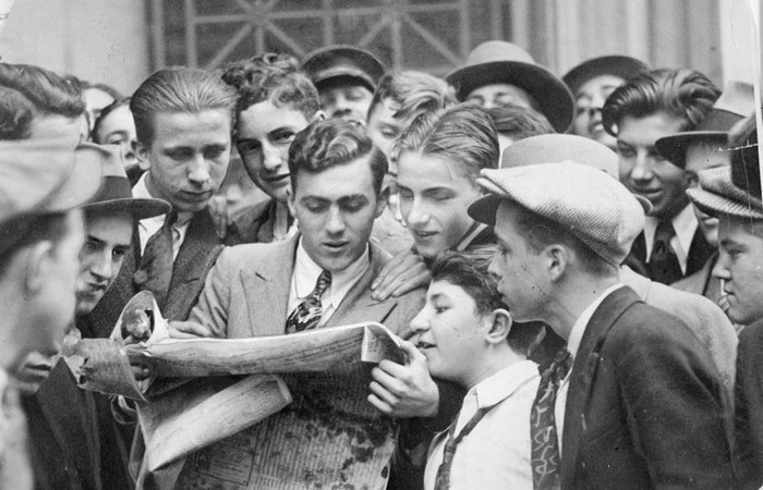 Биржевой крах 1929 года.