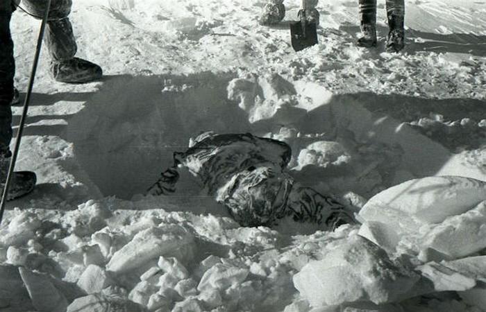 Инцидент на перевале Дятлова.