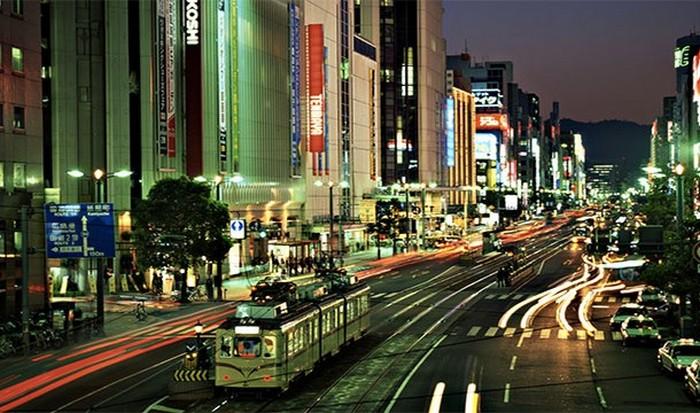 Хиросима сегодня.