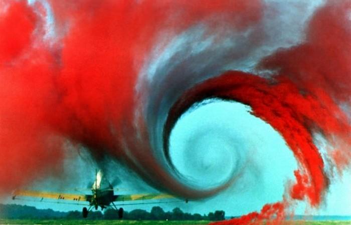Растет количество случаев турбулентности.