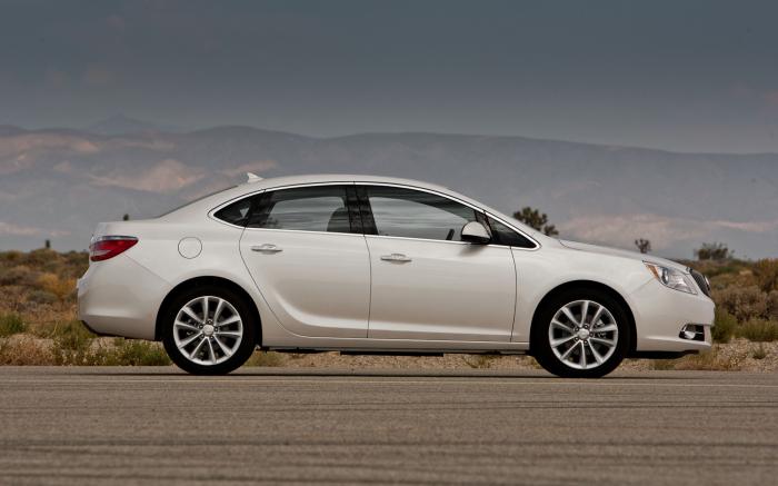Buick Verano -  надёжная классика.