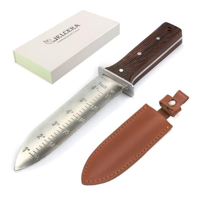 Нож-лопатка для садовника.