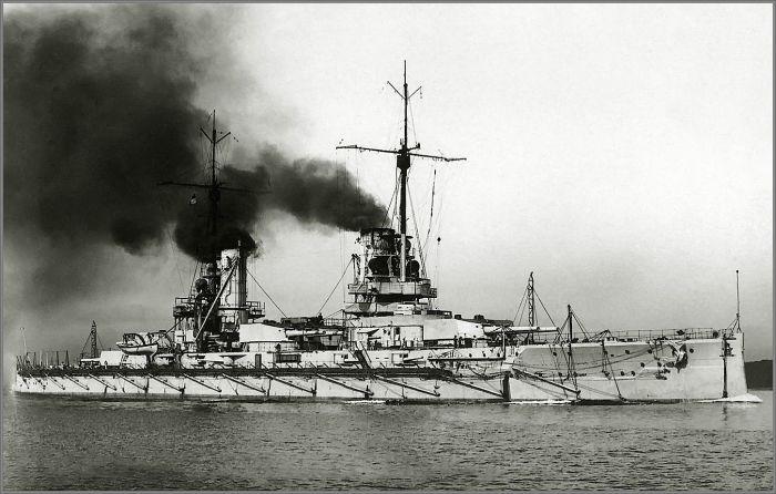 Британский флот был под серьезным прессингом. ¦Фото: ya.ru.