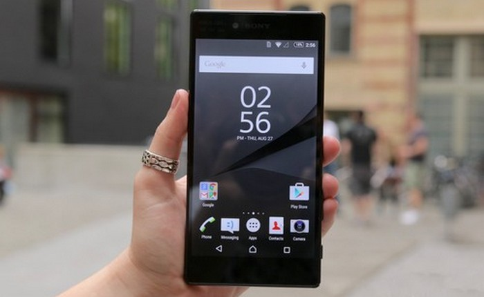 Уникальный гаджет: Sony Xperia Z5 Premium.