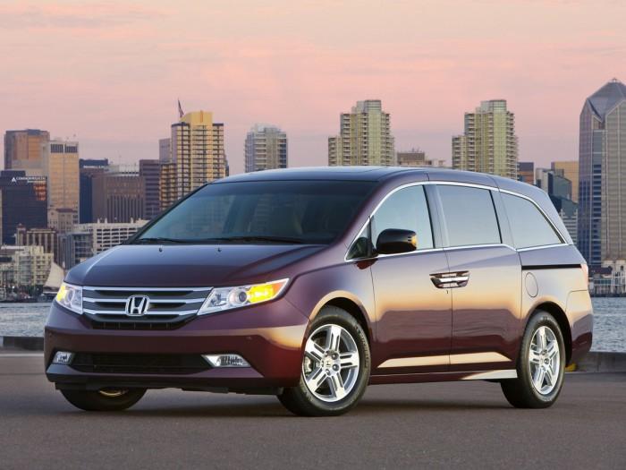 Минивэн 2005 Honda Odyssey