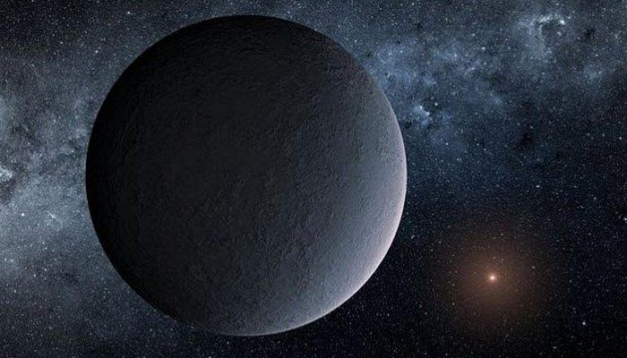 Планета «Ледяной шар».