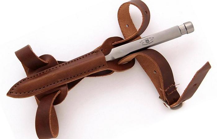 Сюрприз в рукаве: для кого в США был создан потайной клинок «Sleeve Dagger»