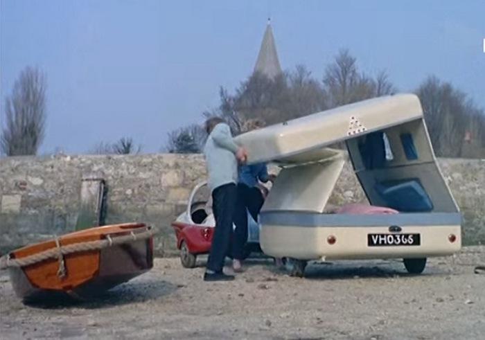 И лодка пригодится.