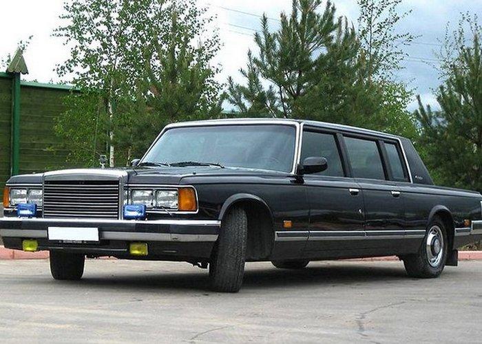 Автомобиль ЗИЛ-115.