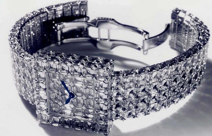 Часы Chopard Super Ice Cube.
