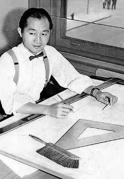 Архитектор Минору Ямасаки.