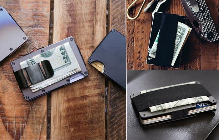 Современный компактный кошелек пригодится всякому.