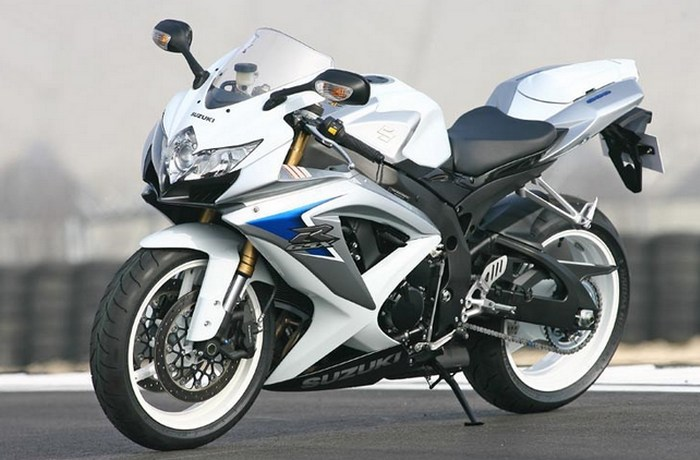 Мотоцикл Suzuki GSX-R 600.